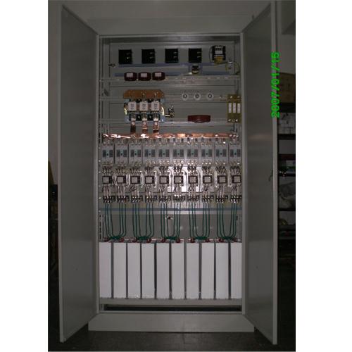 信息中心 低压无功补偿(混合补偿)综合配电箱系统图   低压电容器无功
